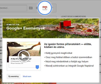 2012.06.28. Google+ események