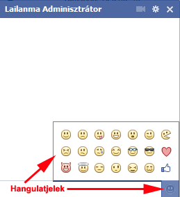 FB chat smileys