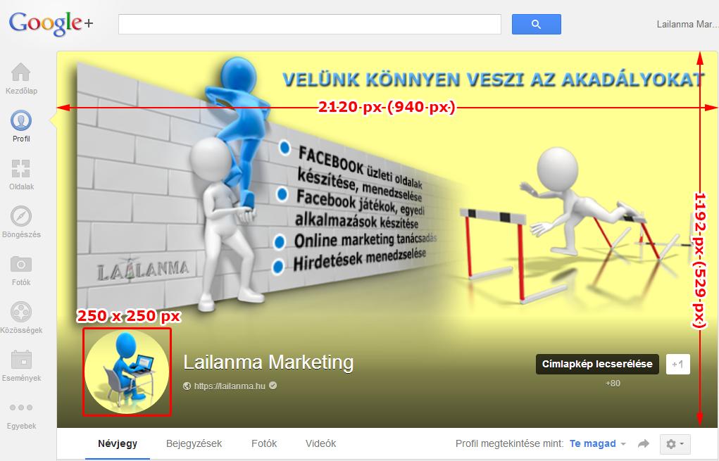 google plus 20130307