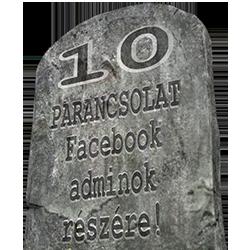 10 parancsolat - 250