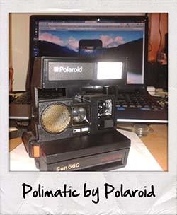Polaroid fotók készítése mobillal