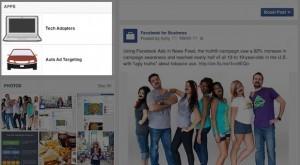 Facebook oldalakban az alkalmazások új helye