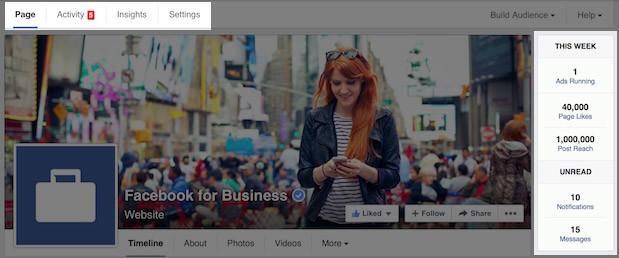 Facebook oldal üzenet új helye