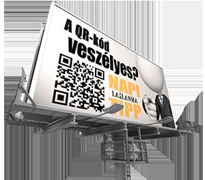 A qr-kód veszélyes - custom_billboard_low_angle_300