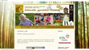 Babavidék - Gyerekfalu - Oxigén Hotel Noszvaj