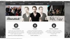 Király L. Norbert weboldala