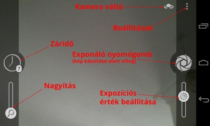LenX képernyőkép