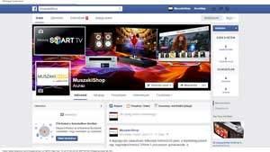 MuszakiShop.hu Facebook oldala