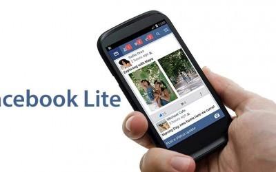 Letölthető az Androidos Facebook Lite