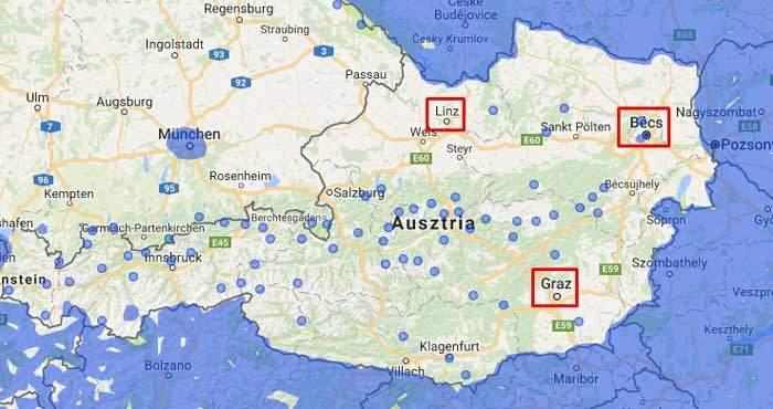Google Street View Felterkepezi Ausztriat Lailanma Marketing