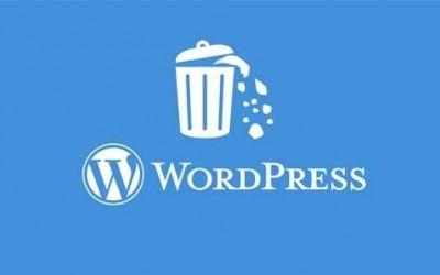 Hogyan lehet korlátozni, vagy letiltani a WordPress kuka automatikus ürítését